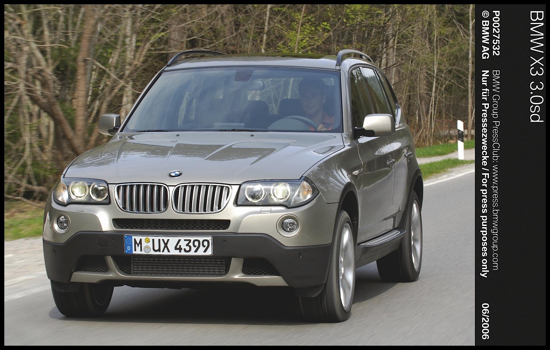 Bmw X3 Fuel Economy Best Bmw X3 E83 Specs 2007 2008 2009 2010 Autoevolution