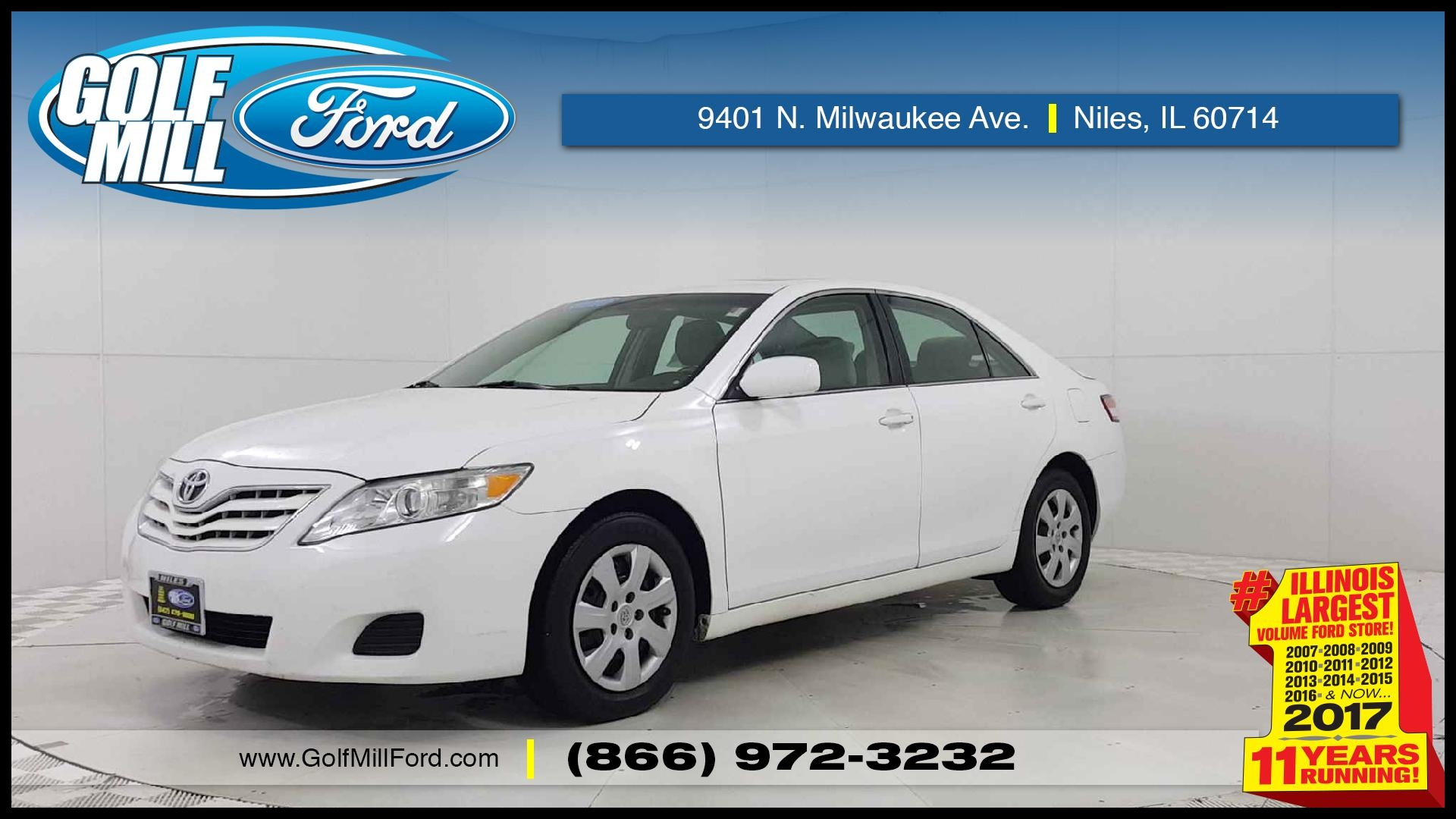 2011 Toyota Camry for sale in Joliet 4T4BF3EK0BR Hawk Chevrolet of Joliet