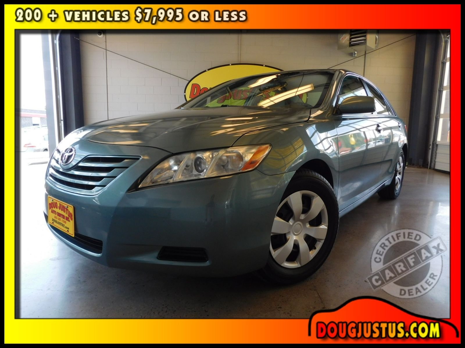 2007 Toyota Camry CE city TN Doug Justus Auto Center Inc in Airport Motor Mile