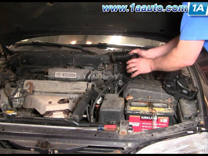 2007 toyota Camry Cold Air Intake