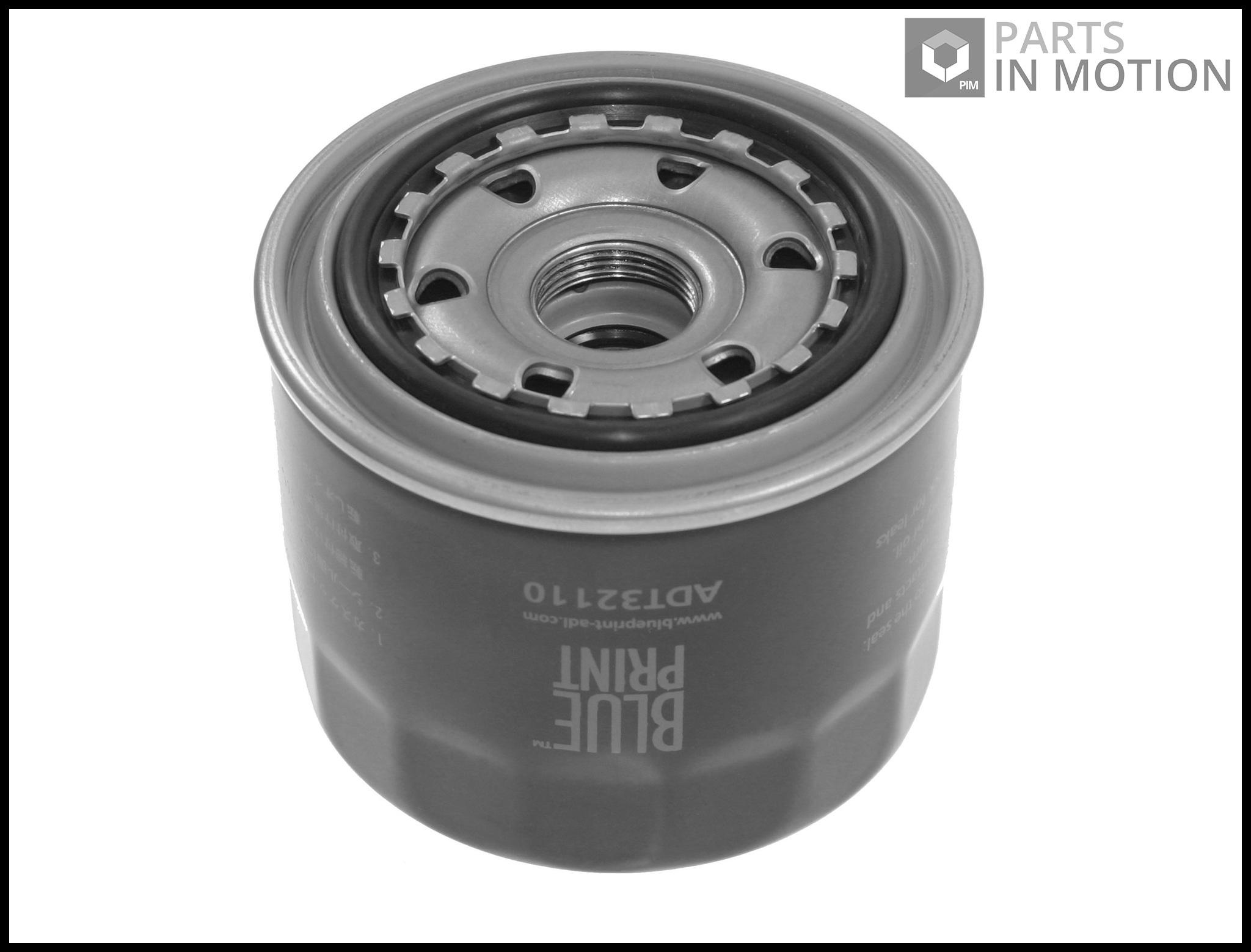 Oil Filter fits TOYOTA CAMRY V2 2 0D