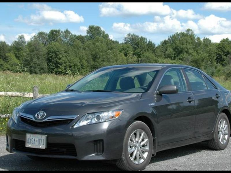 2007 toyota Camry Trade In Value