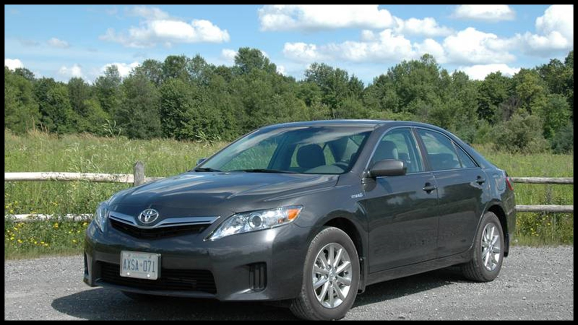 Used Vehicle Reviews 2007 2011 Toyota Camry Review