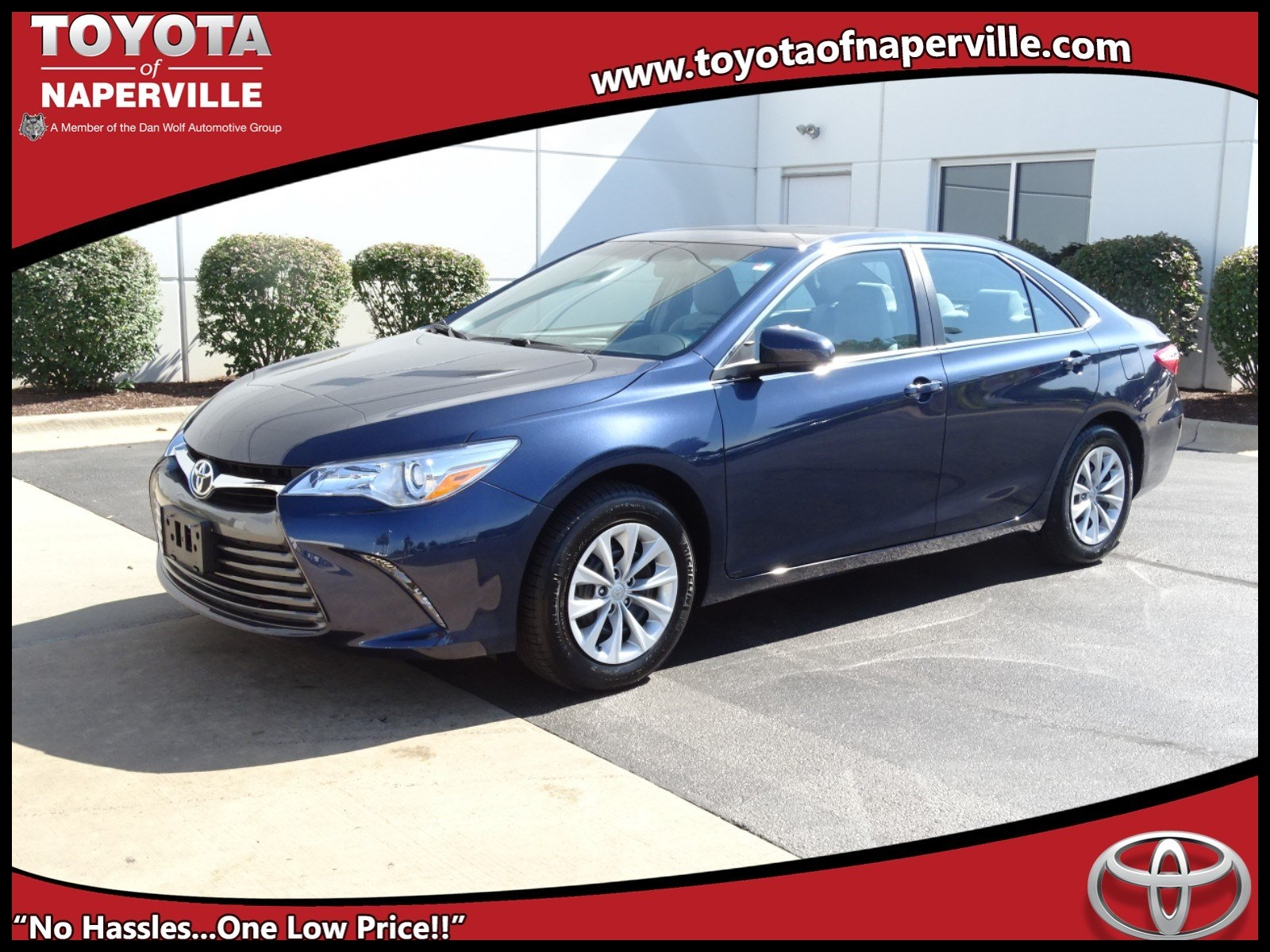 Pre Owned 2016 Toyota Camry LE