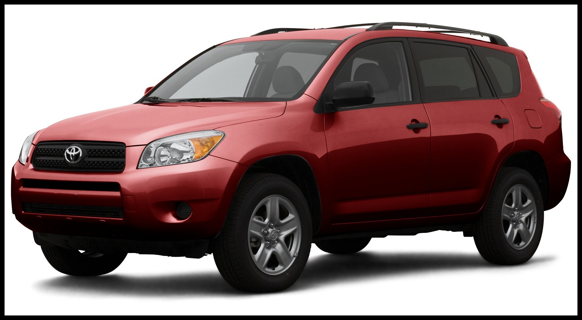2007 Toyota RAV4 2 Wheel Drive 4 Door 4 Cylinder GS