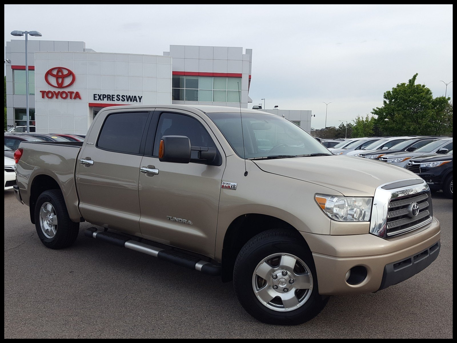Pre Owned 2007 Toyota Tundra Ltd