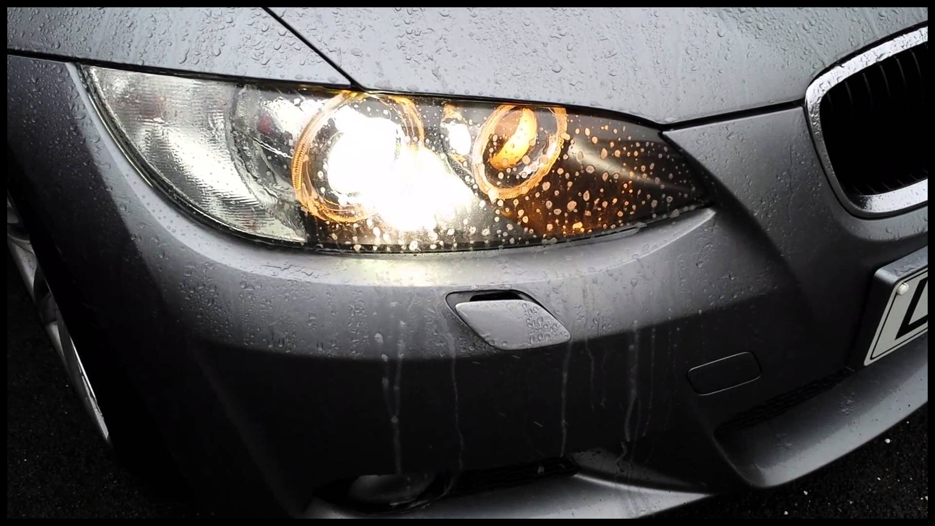 BMW HEADLIGHT WASHER SYSTEM M SPORT MALFUNCTION FAULTY