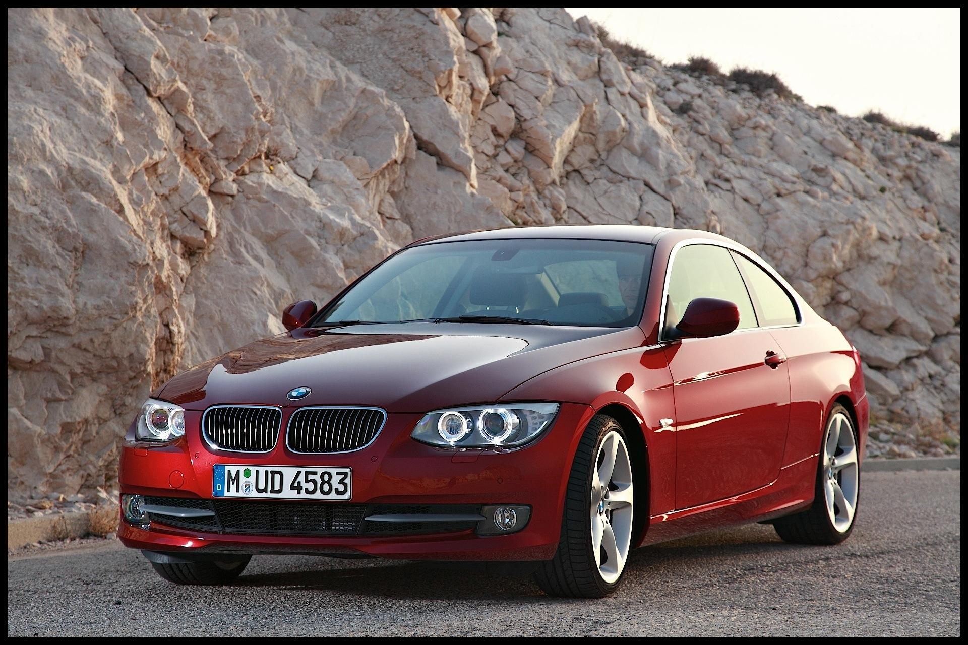 BMW 3 Series Coupe E92 2010 2013