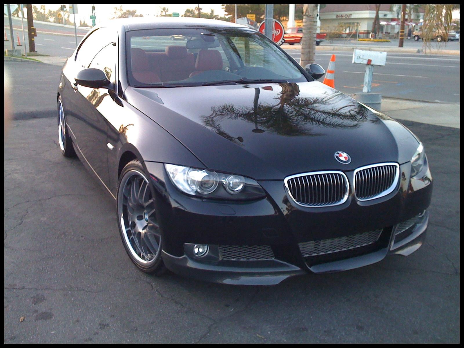 2008 BMW 335i Coupe JB3 1 22