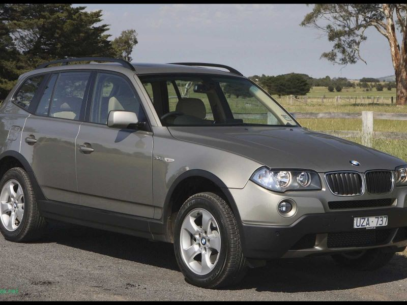 2008 Bmw X3 Maintenance Schedule