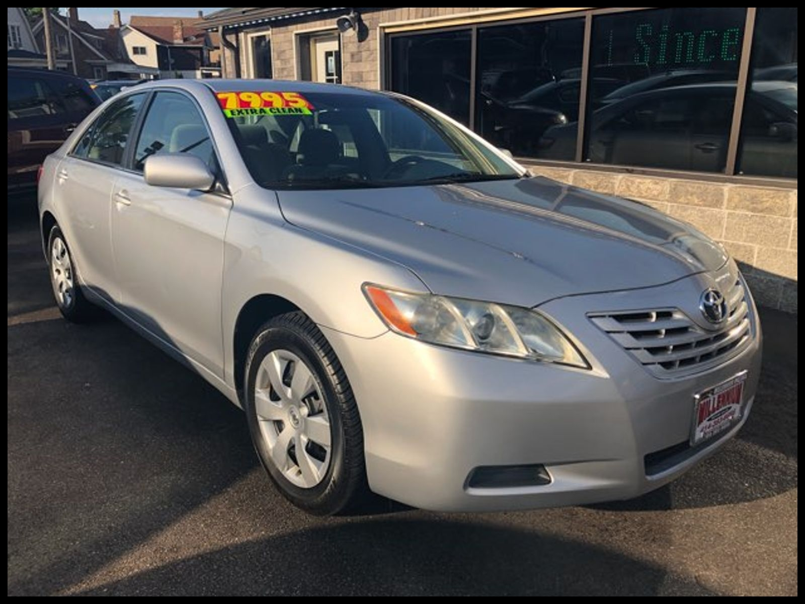 2008 Toyota Camry LE city Wisconsin Millennium Motor Sales in Wisconsin