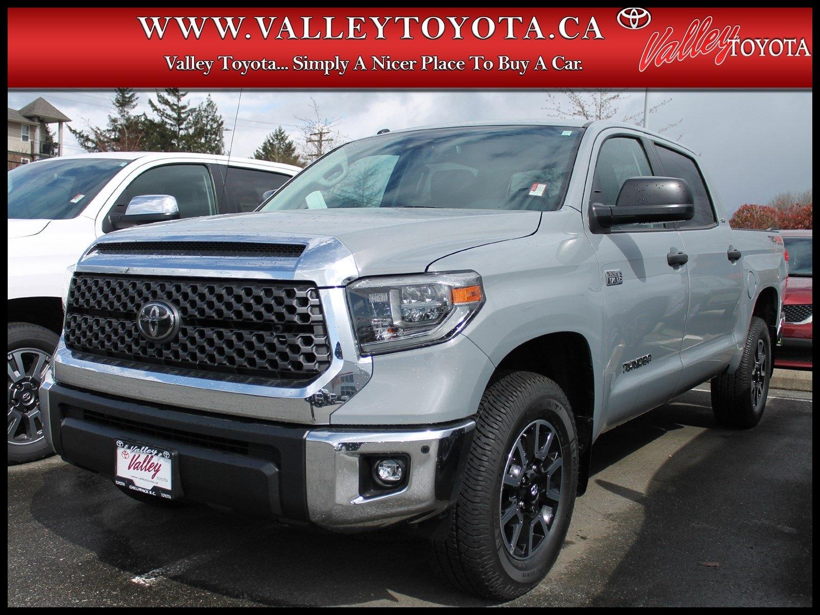 New 2018 Toyota Tundra TRD f Road