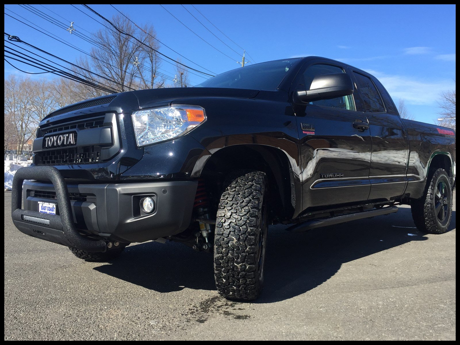 Pre Owned 2016 Toyota Tundra 4WD LIMITED SUPERCHARGED DOUBLE CAB