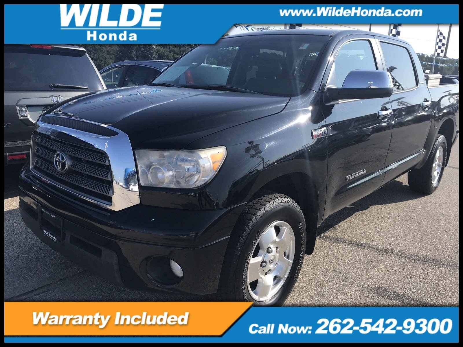 Pre Owned 2008 Toyota Tundra LTD