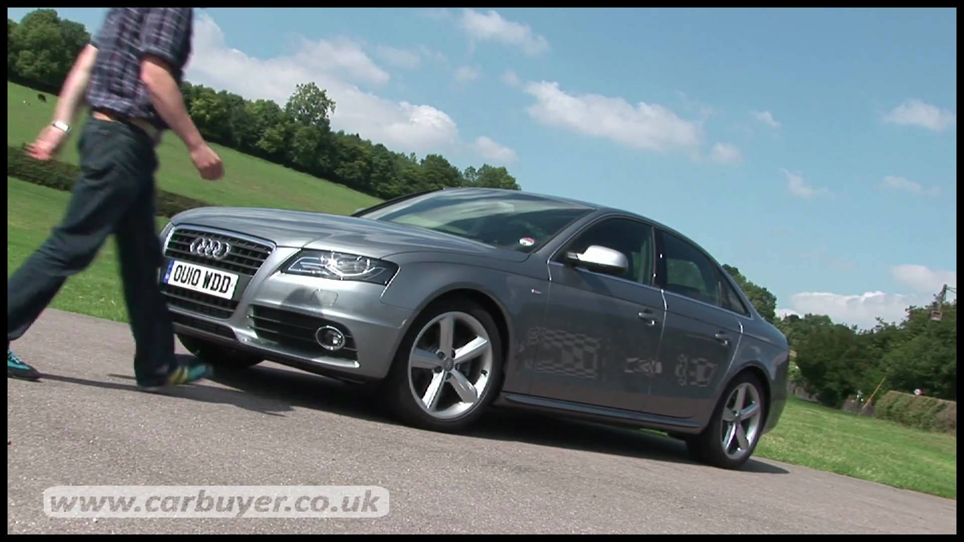 Audi A4 2008 2011 review CarBuyer