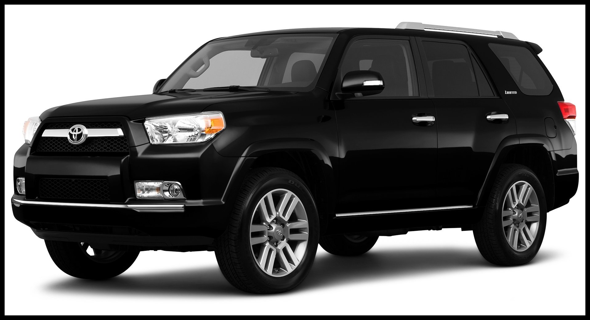 2010 Toyota 4Runner Limited 4 Wheel Drive 4 Door V6 GS