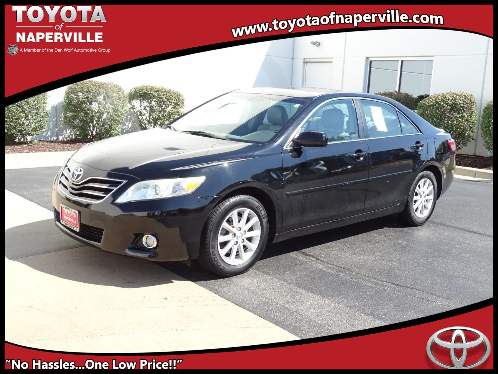 2018 toyota Camry Mpg Picture Pre Owned 2010 toyota Camry Xle 4d Sedan In Naperville Review