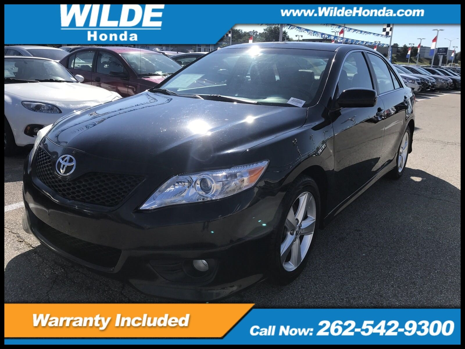 Pre Owned 2010 Toyota Camry SE