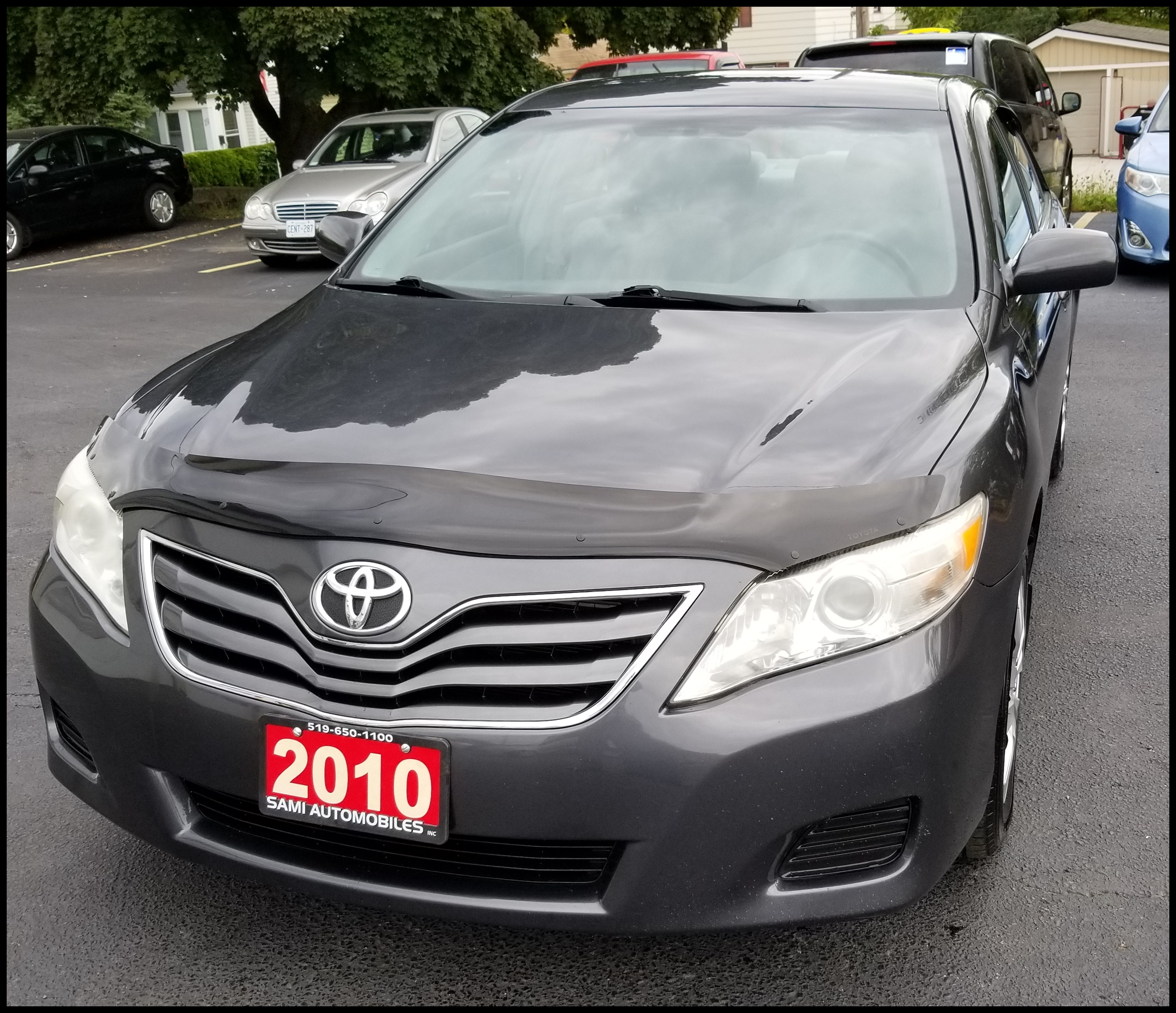2010 Toyota Camry LE ACCIDENT FREE