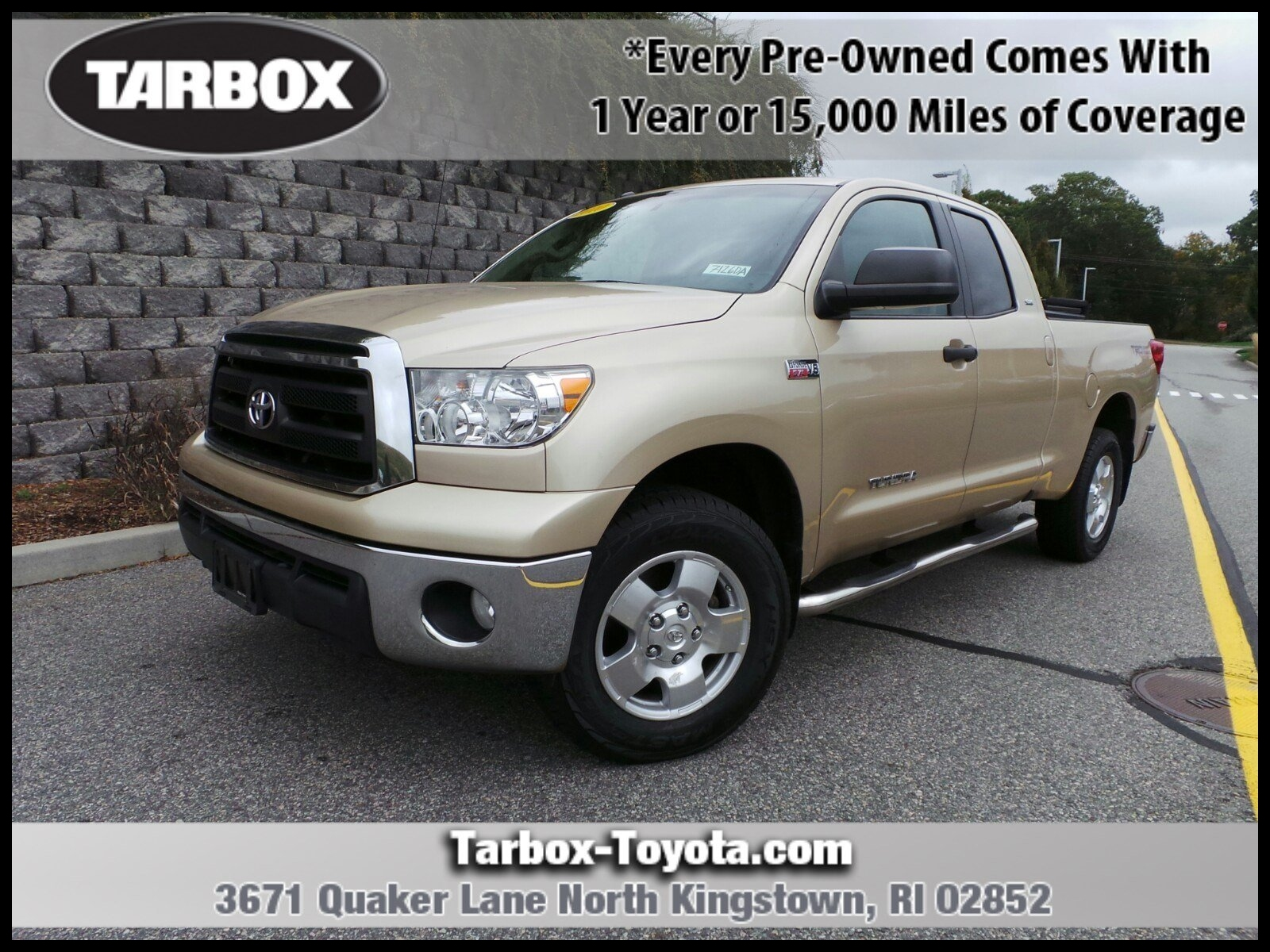 Pre Owned 2010 Toyota Tundra 4WD Truck Grade