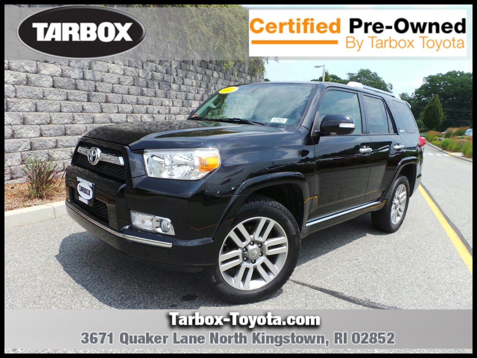Pre Owned 2012 Toyota 4Runner Limited