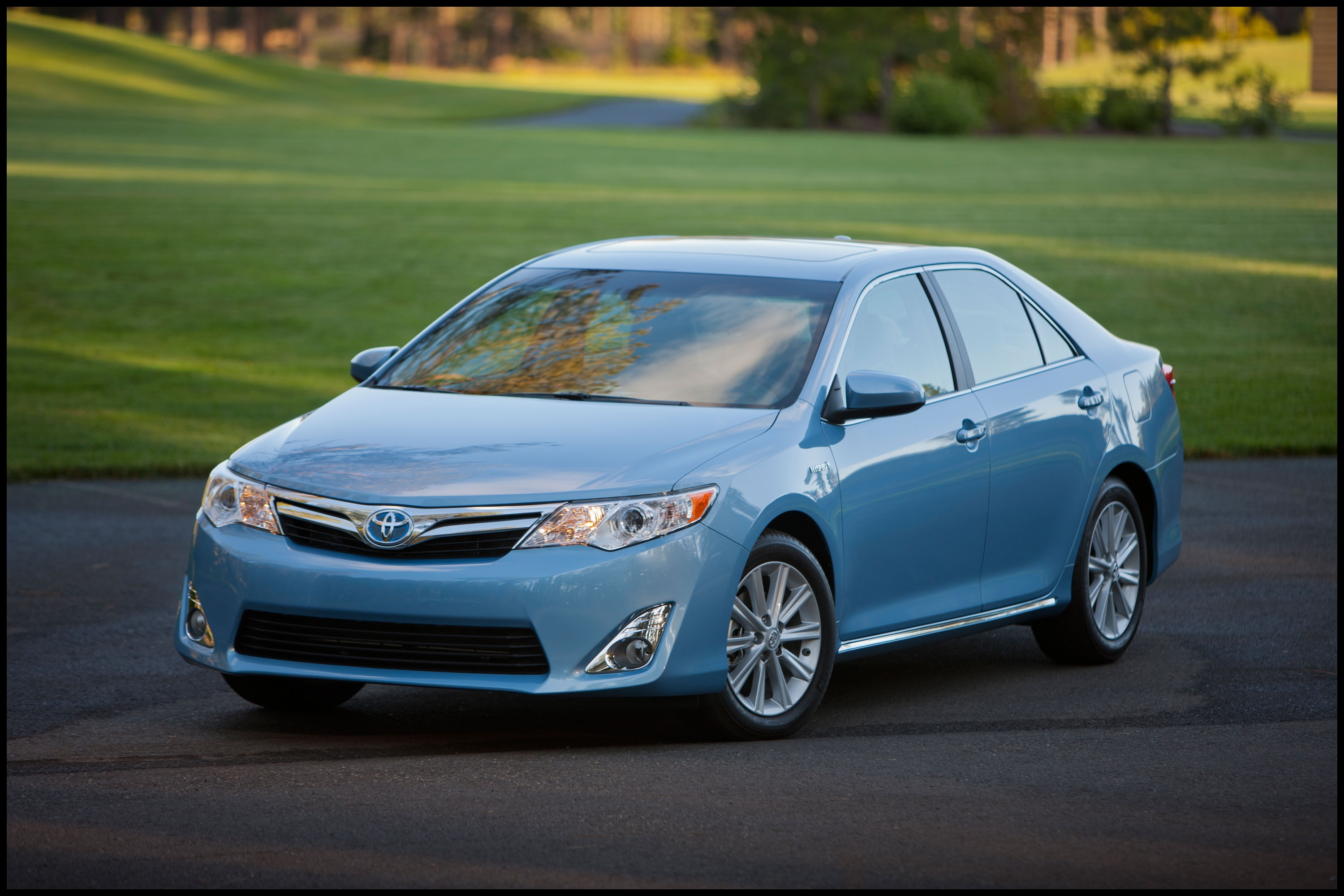 Newly Redesigned 2012 Toyota Camry Hybrid XLE is Named NADAguides Car of the Month for September