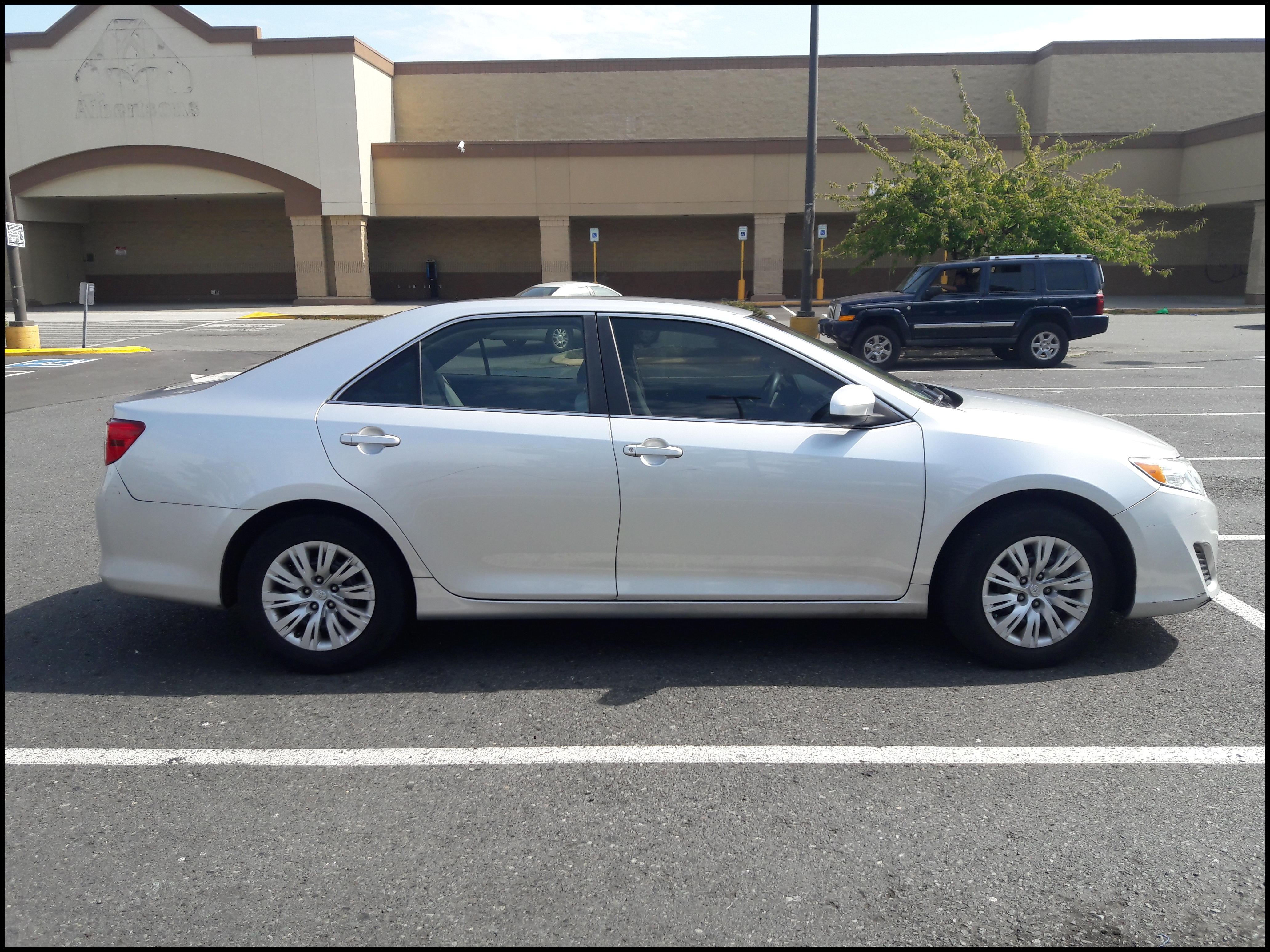 Used 2012 Toyota Camry For Sale near NE Northgate Way Seattle WA