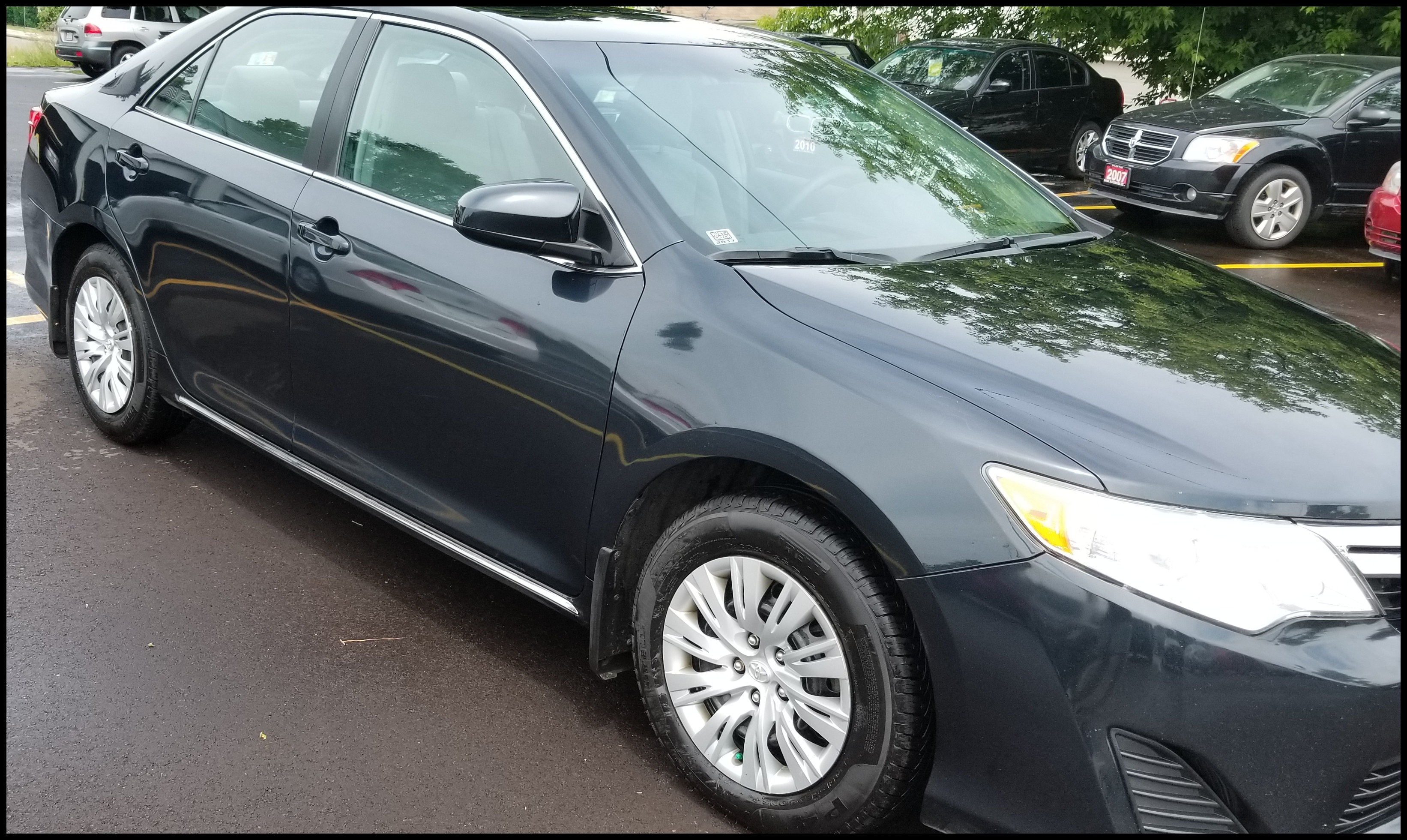 2012 Toyota Camry LE B TOOTH ACCIDENT FREE EXTRA CLEAN