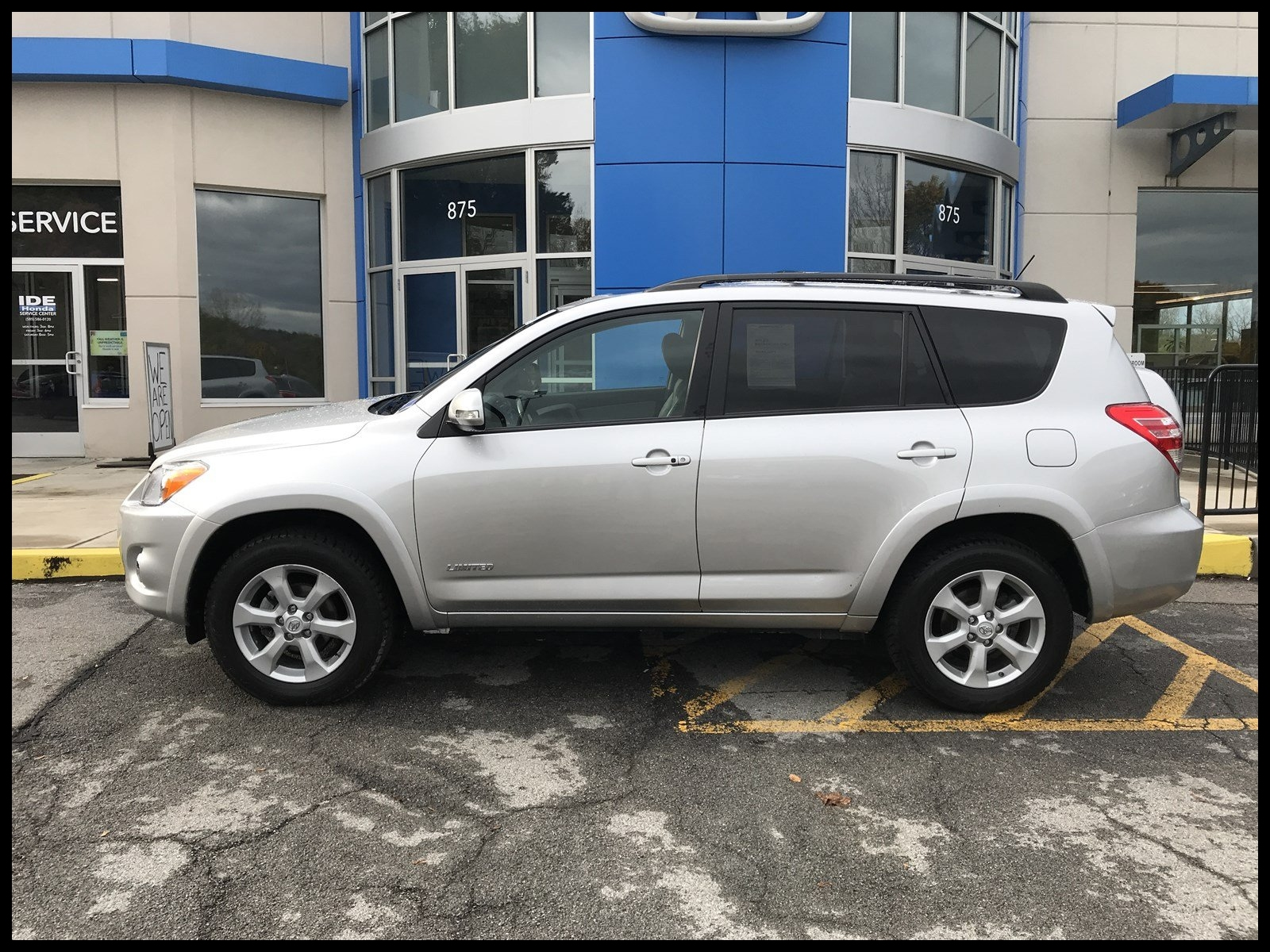 Special Pre Owned 2012 toyota Rav4 Limited Sport Utility In 875 Panorama Review
