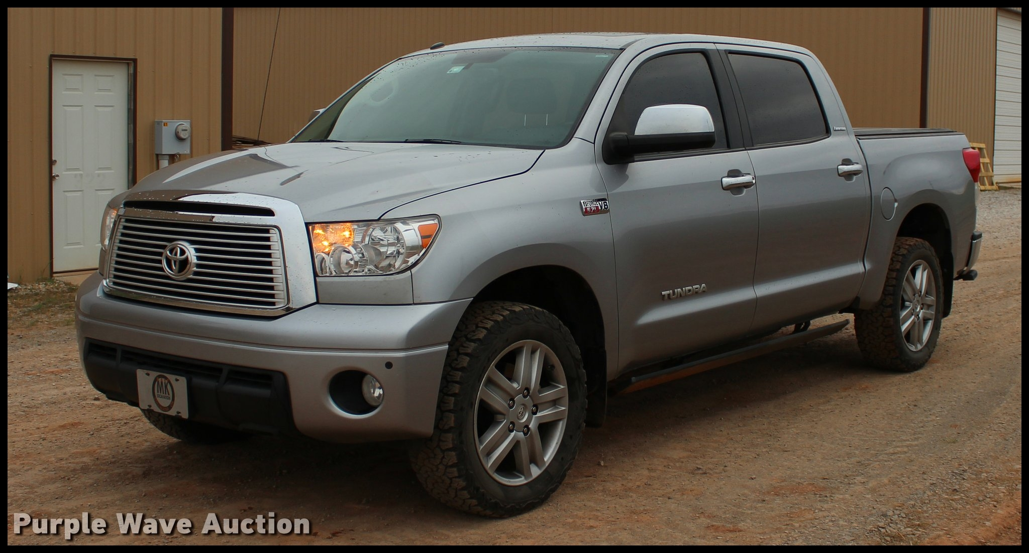 L4957 image for item L4957 2012 Toyota Tundra Limited CrewMax