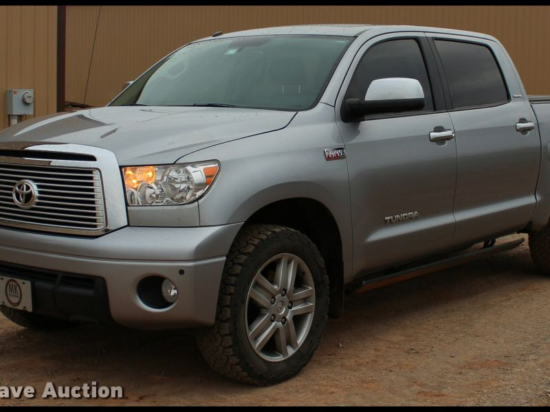 2012 toyota Tundra Oklahoma Edition