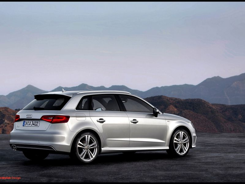 2013 Audi A3 2.0 T Premium