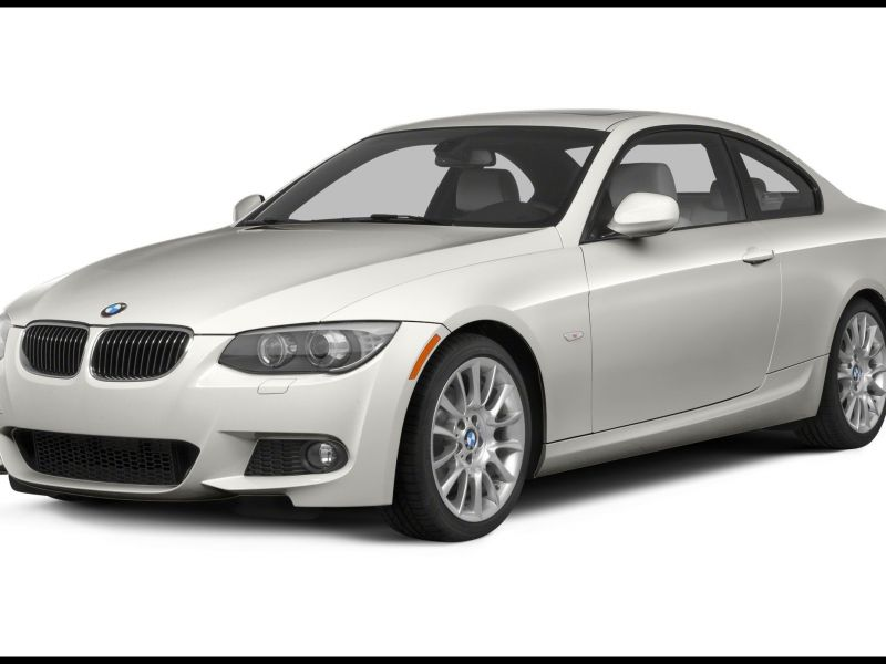 2013 Bmw 328xi Coupe
