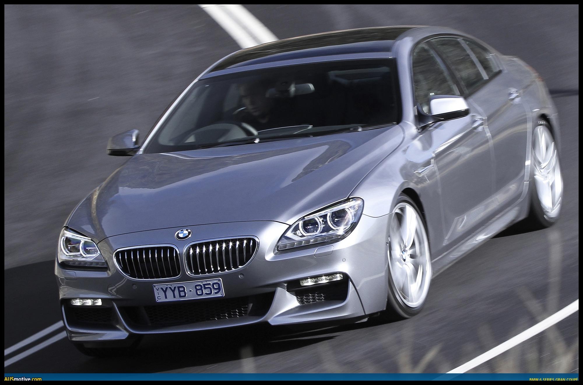 Ausmotive Bmw 6 Series Gran Coupé Australian Pricing