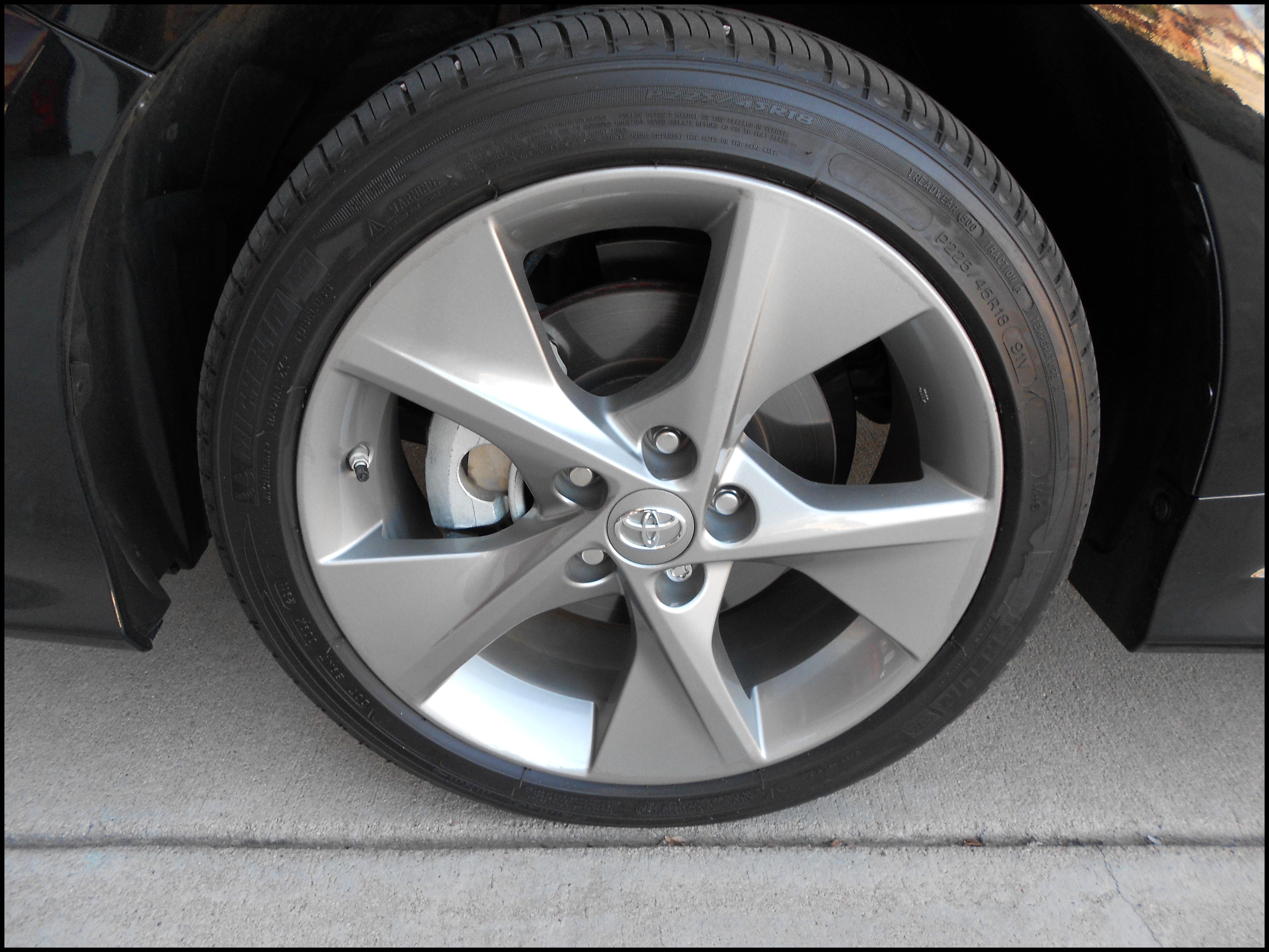 Camry Wheel1
