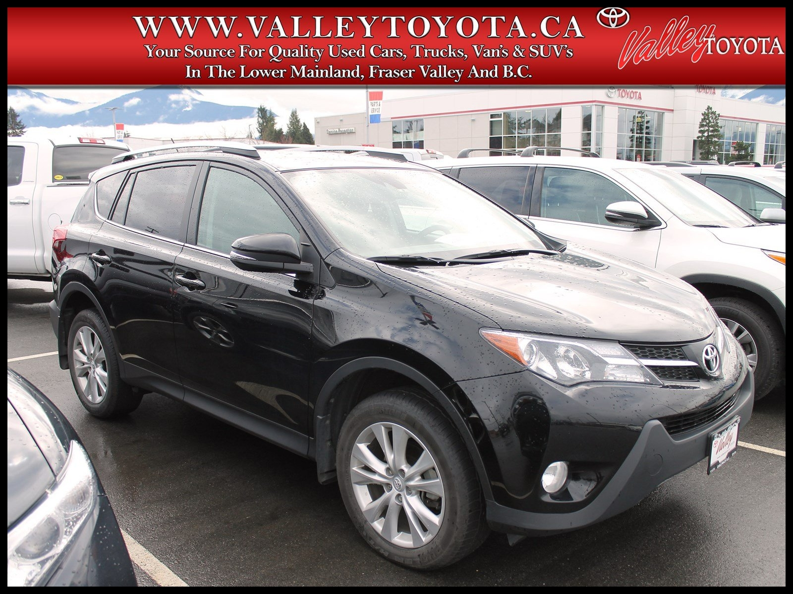 Pre Owned 2015 toyota Rav4 Limited 385 Sport Utility In Review