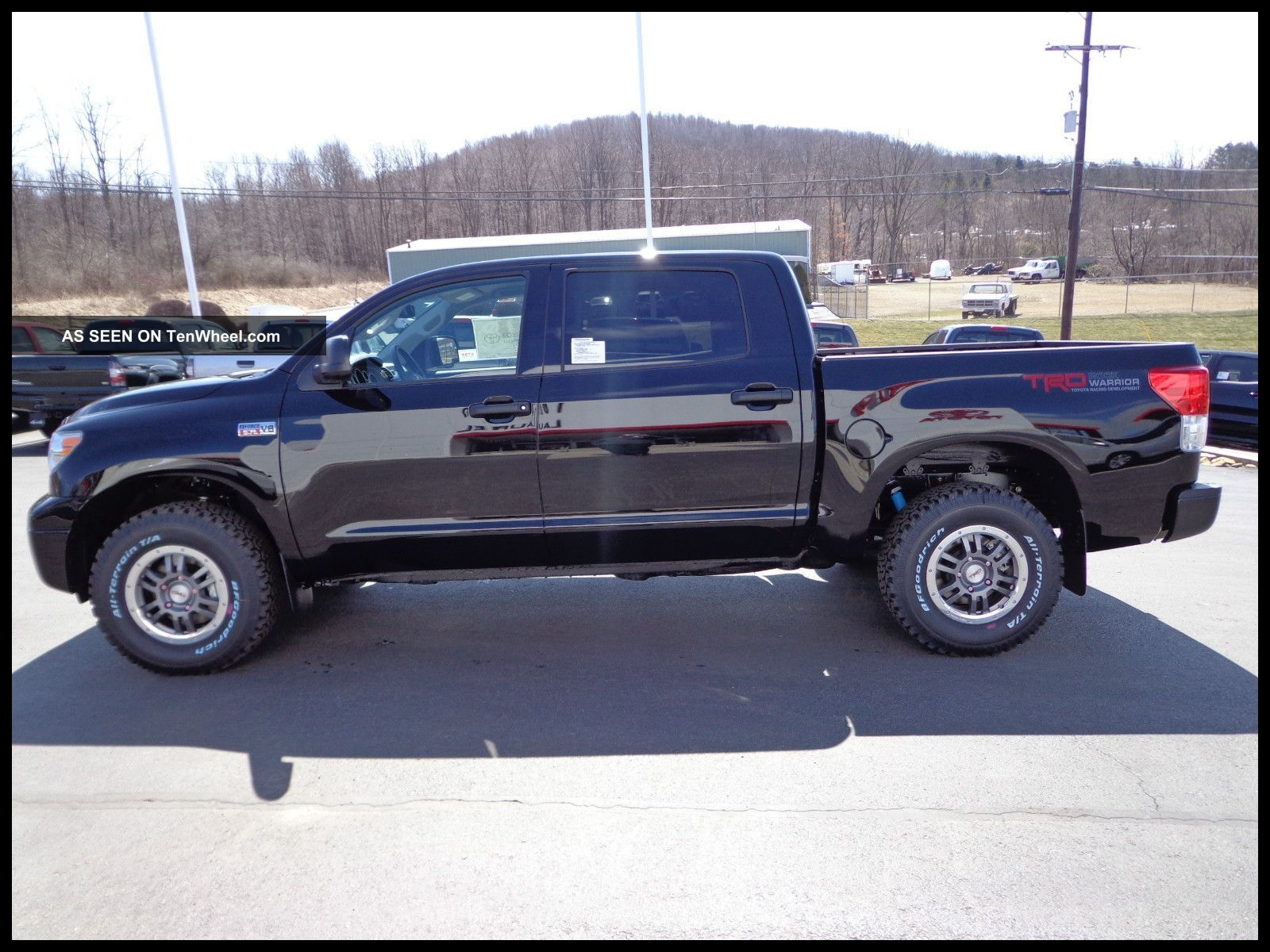 tundra trd rock warrior Google Search