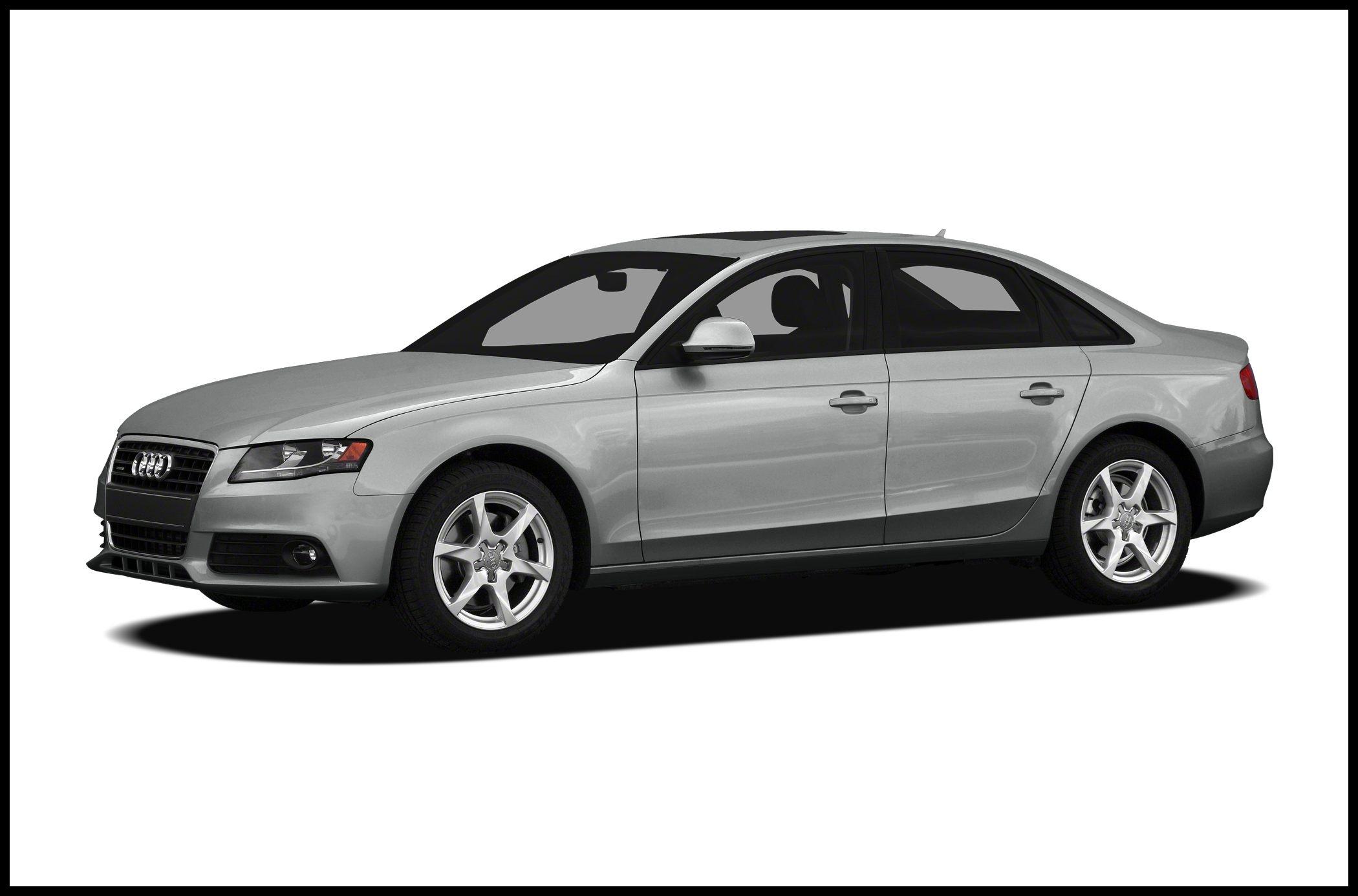 2011 Audi A4 Problems Best 2012 Audi A4 New Car Test Drive