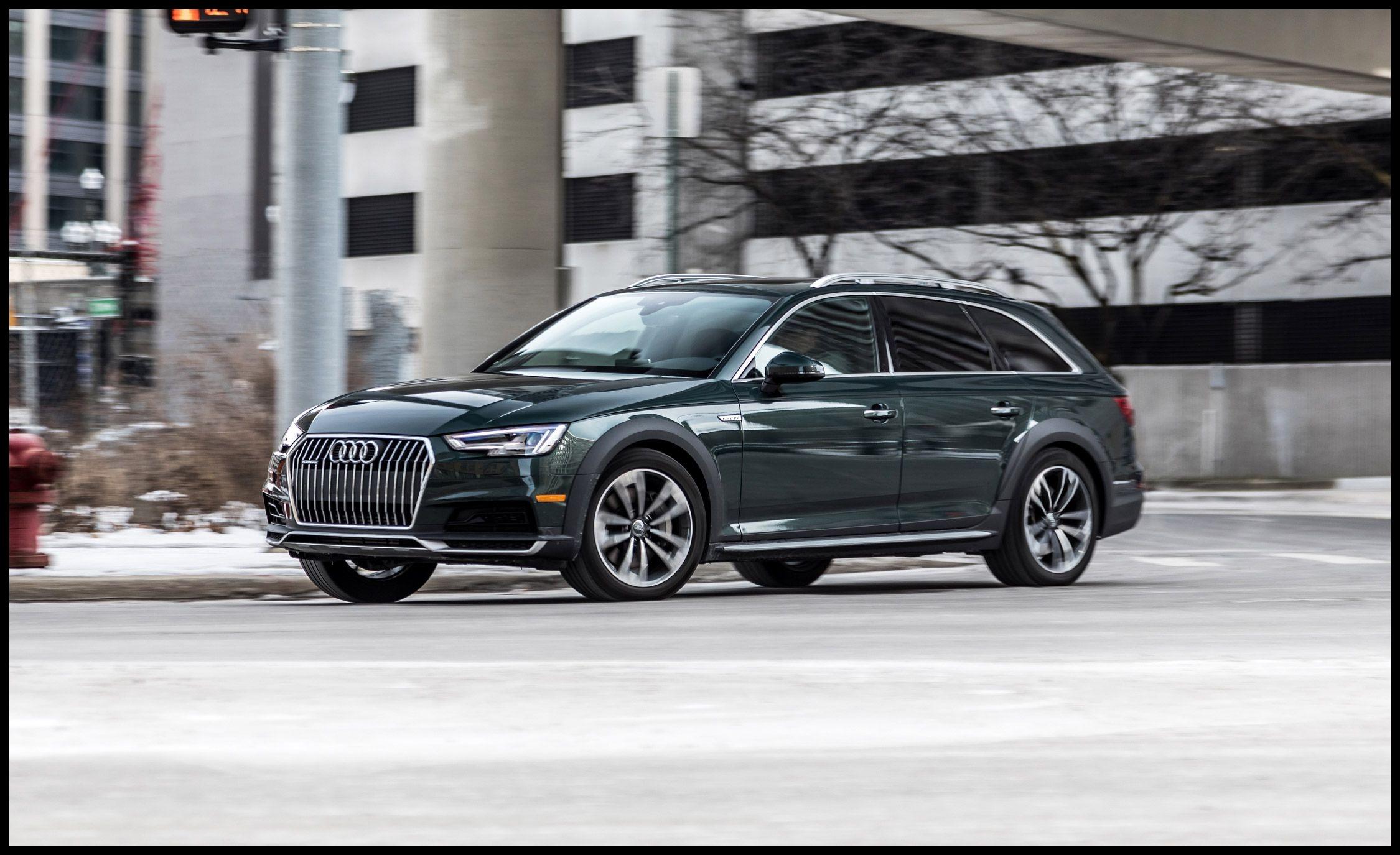 Audi A4 Allroad Quattro Reviews Audi A4 Allroad Quattro Price s and Specs