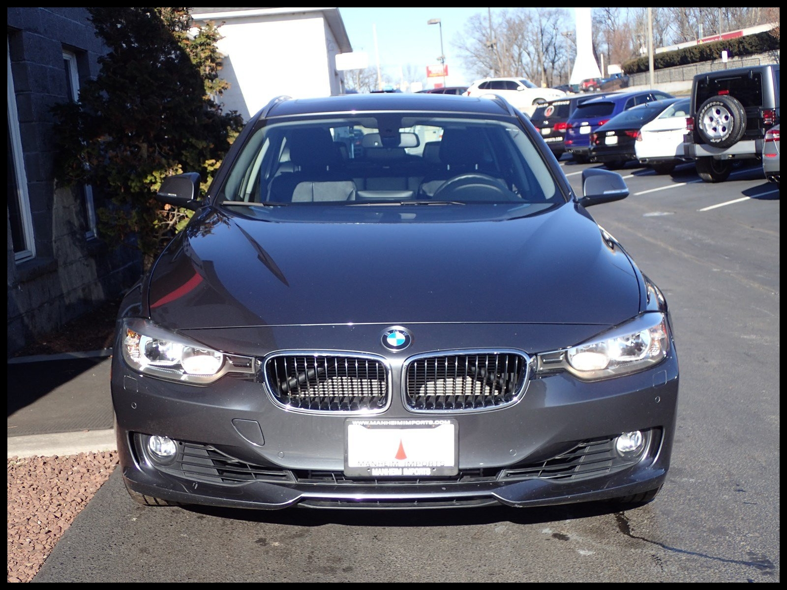 Bmw 328i Wagon Review Elegant Pre Owned 2014 Bmw 328i Xdrive Wagon Nav Station Wagon In