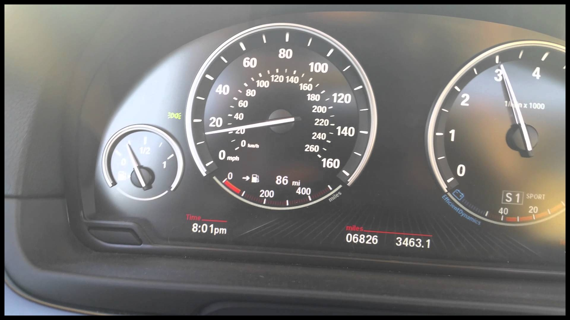 2015 BMW 535i xDrive 0 60 MPH