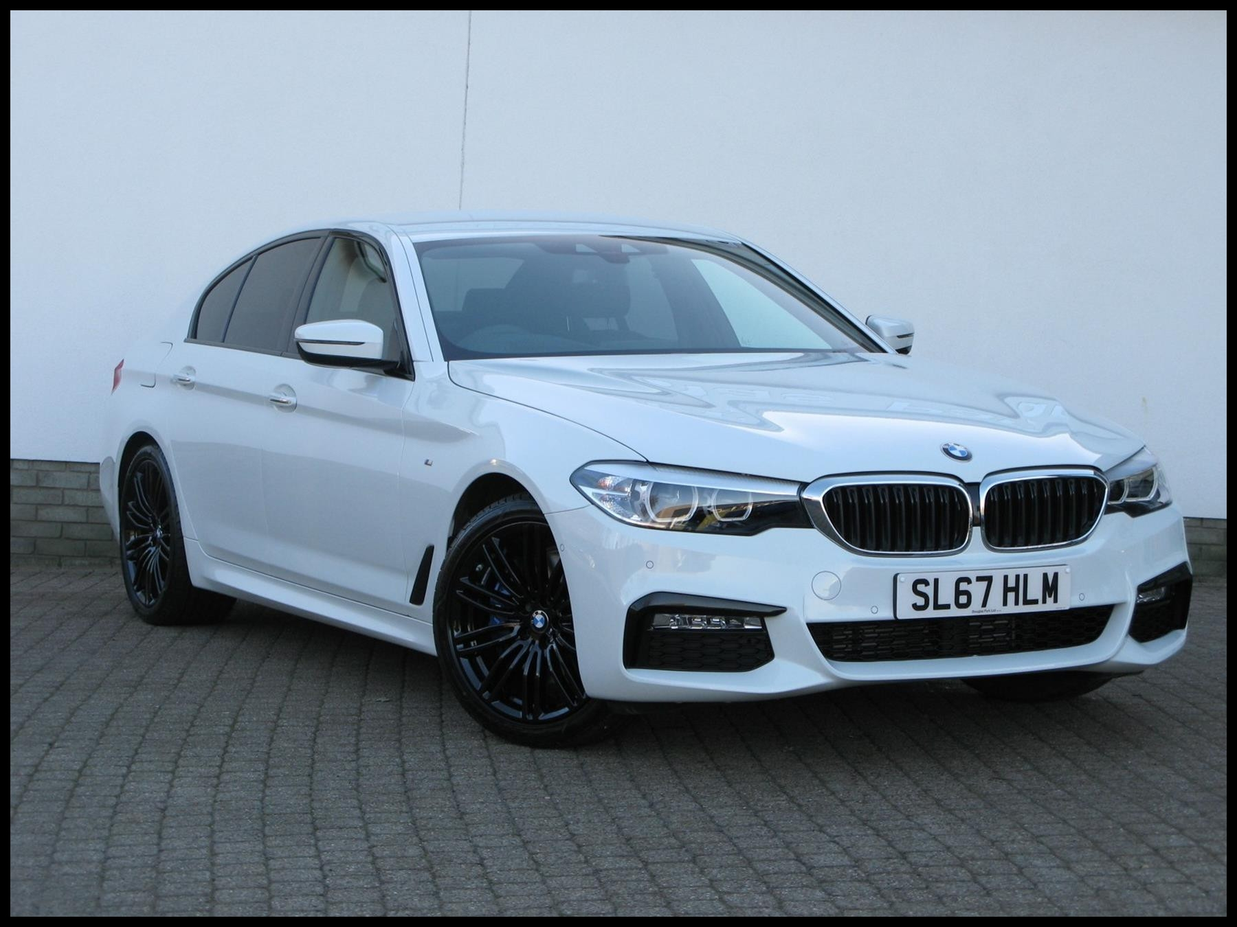 Used Bmw 5 Series M Sport Elegant Used 2017 Bmw 5 Series G30 530d Xdrive M