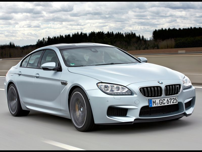 2014 Bmw M6 Gran Coupe Horsepower
