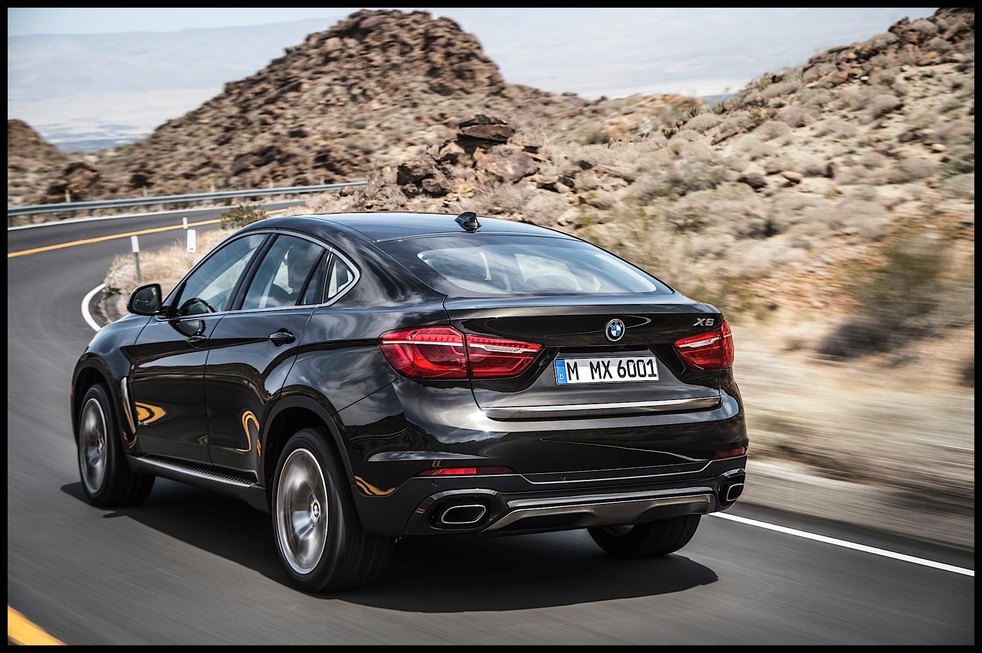 BMW X6 F16 2014 Present