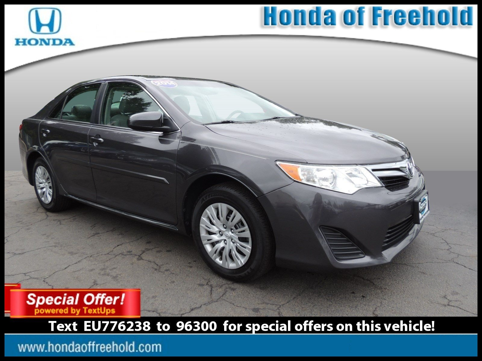 Pre Owned 2014 Toyota Camry LE