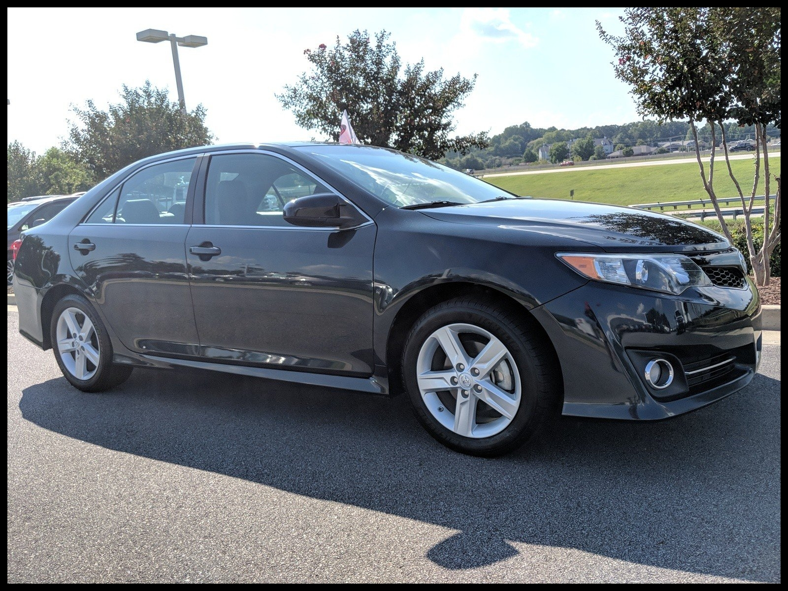 Certified Pre Owned 2014 Toyota Camry SE