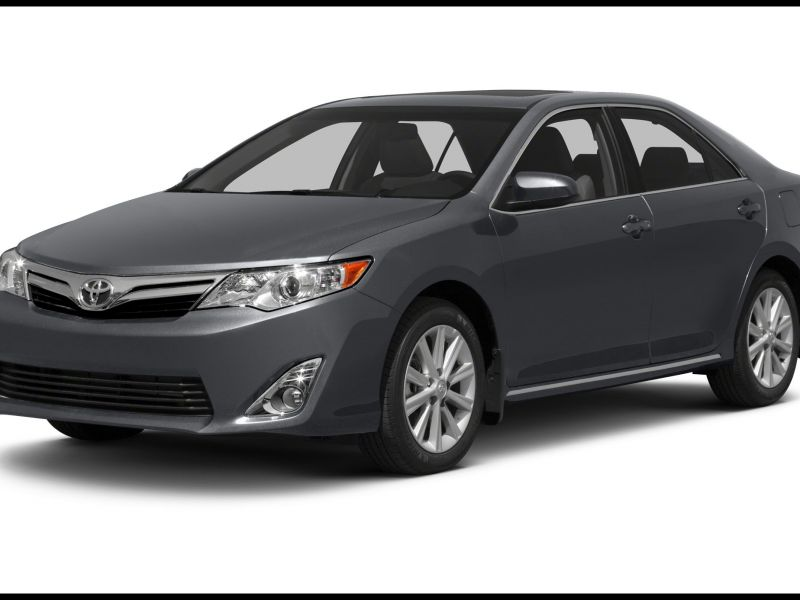 2014 toyota Camry Dimensions