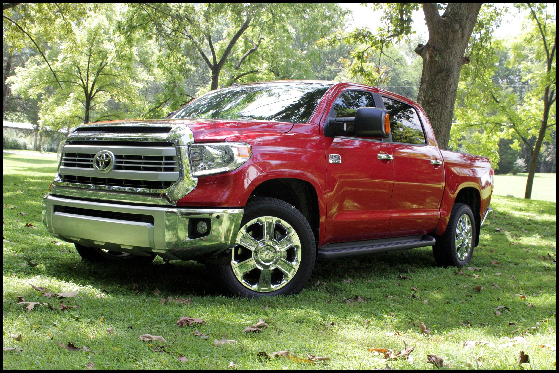 2014 Toyota Tundra 1794 Driven