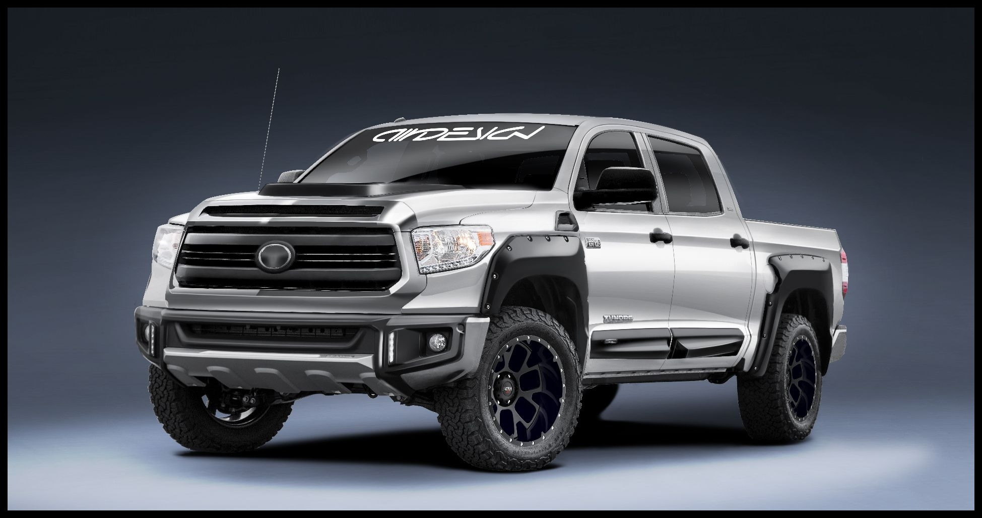 Toyota Tundra Air Design USA The Ultimate Accessories Collection for f Road and Street