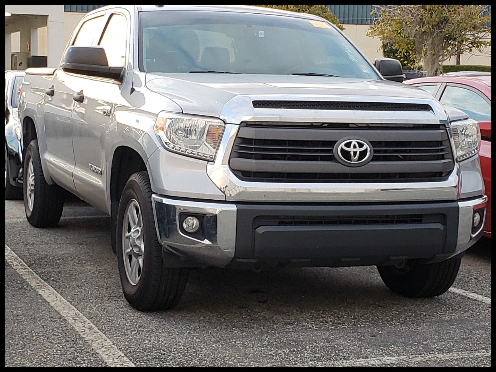 Certified Pre Owned 2015 Toyota Tundra DLX